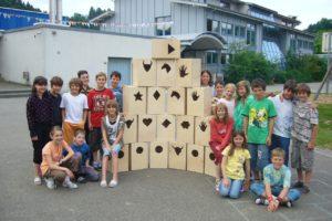 Cajon bauen mit der Klasse