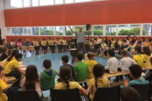 School DrumCircle
