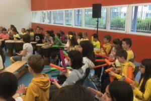 Kids DrumCircle